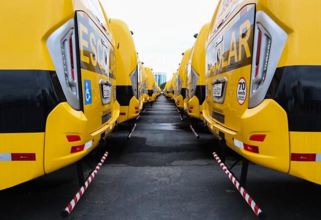 governo-entrega-180-onibus-para-transporte-escolar-em-municipios-da-regiao